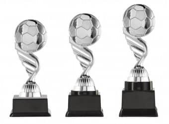 "Fußballpokal ""Ball"" PF127-M60 silber"