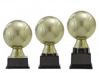 "Ballpokal ""Tennis"" PF305.1-M60 gold"