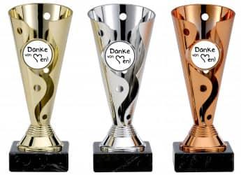 Danke Pokale 3er Serie A100