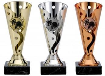 Rugbypokale 3er Serie A100-RUG
