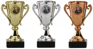 Golfpokale 3er Serie A103-GOLF