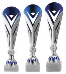 Pokale 3er Serie A318 silber/blau