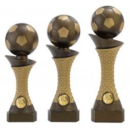 """Fußballpokale 3er Serie C163 """"Fußball"""""""