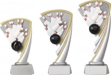 SALE: Bowlingpokale 3er Serie C806