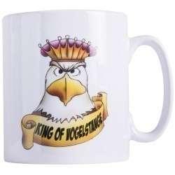 """Tasse """"King of Vogelstange"""""""
