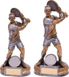 Figur Tennisspieler RF-18053