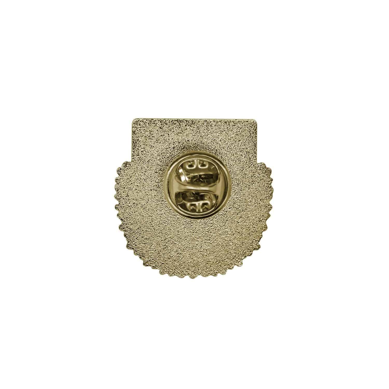 Expresspin Wappen Mit Kranz Selbst Gestalten Gold