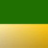 Medaille gold-grün