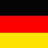Banddreieck schwarz/rot/gelb