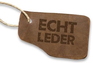 Stulpenhandschuhe aus echtem Leder