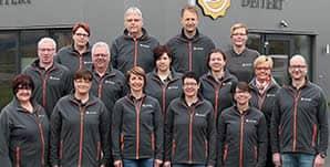 Vereinsbedarf Deitert - Team