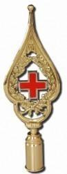 Rahmenspitze Rotes Kreuz