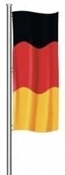 Deutschlandfahne - Hissfahne hoch 80x200cm
