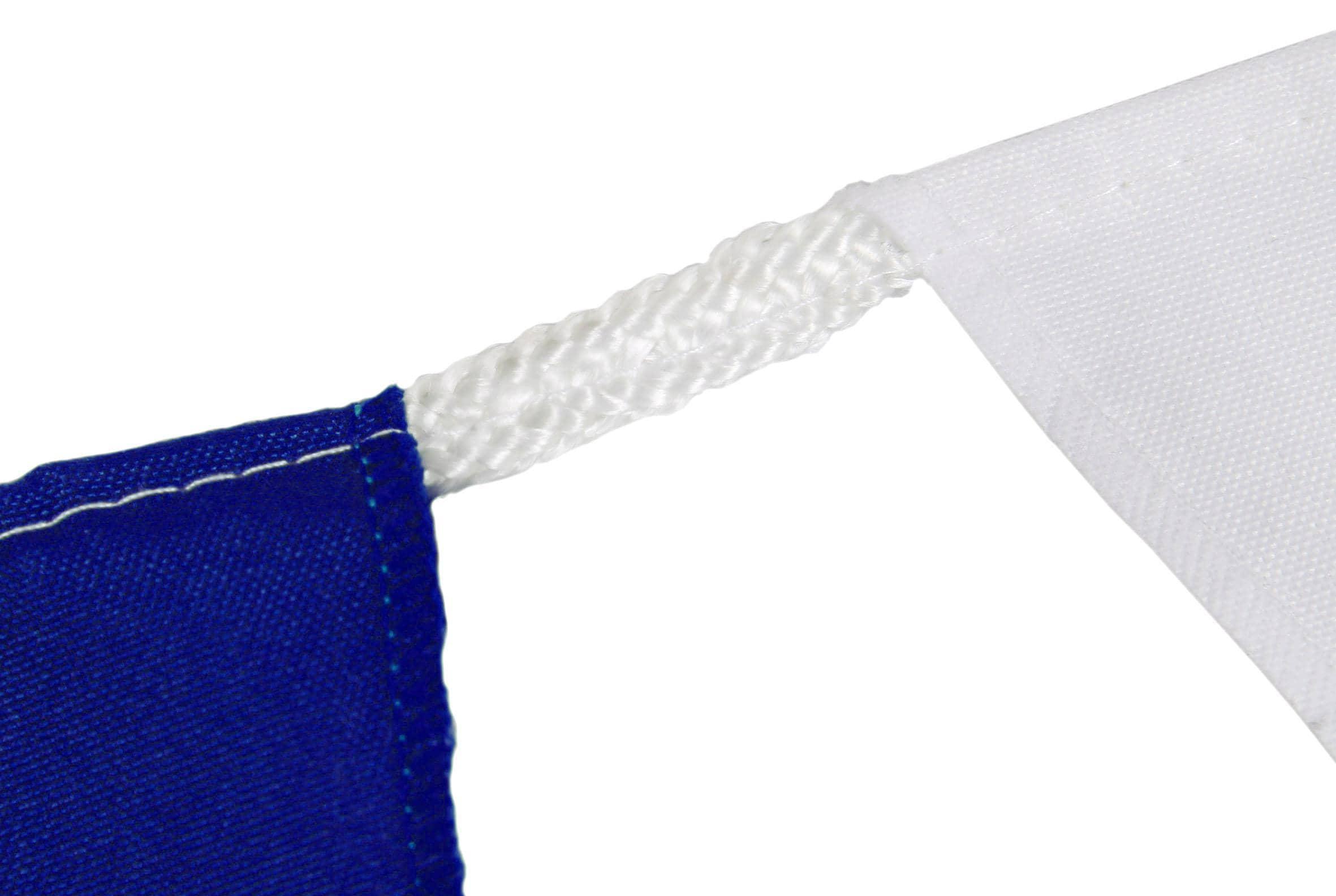 wimpelkette blau wei aus stoff online kaufen bei deitert. Black Bedroom Furniture Sets. Home Design Ideas