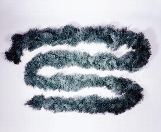 Türkranz-Girlande Tanne grün