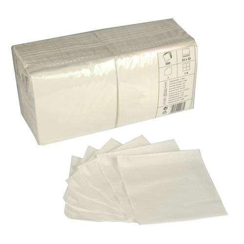 Papier-Servietten, 1 - lagig, 500 Stk.