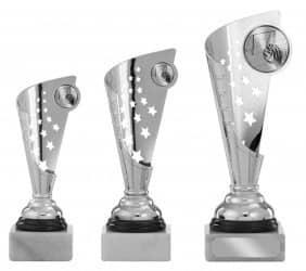 Pokale 3er Serie S442 silber