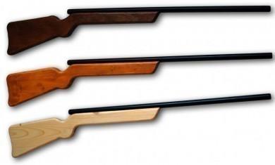 Holzgewehr - Schützengewehr