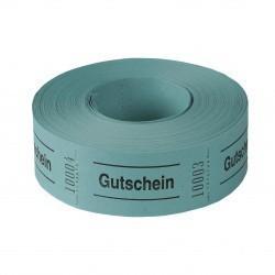 """Rollen-Gutschein - """"Gutschein"""" 1000 Abrisse"""