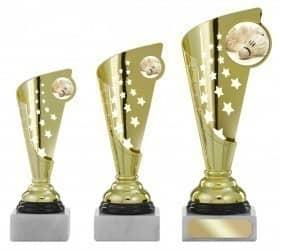 Pokale 3er Serie S439 gold