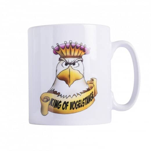 "Tasse ""King of Vogelstange"""