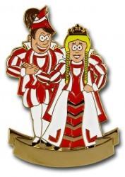 Prinzenpaar Pin