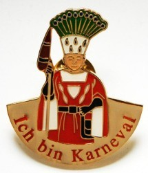 """""""Ich bin Karneval"""" - Bauer"""