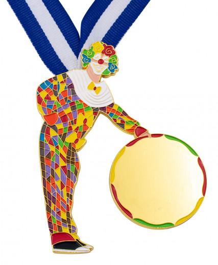 "Karnevalsorden - Clown ""Patty"""
