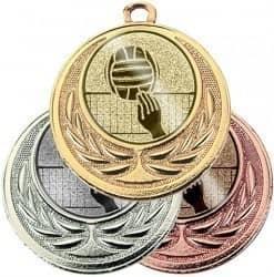 """Medaille """"Elis"""" Ø 40 mm inkl. Wunschemblem und Kordel"""