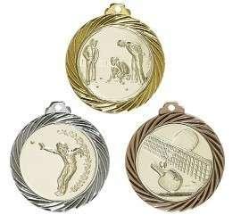 """Medaille """"Passaron"""" Ø 32mm mit Wunschemblem und Band"""