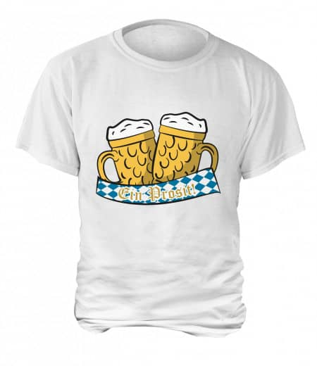 """T-Shirt """"Ein Prosit"""" - Herren"""