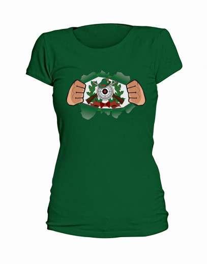 """T-Shirt """"Schützenheld"""" - Damen"""