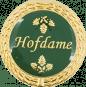 Auflage Hofdame grün