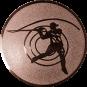 Emblem 50mm Casting, bronze