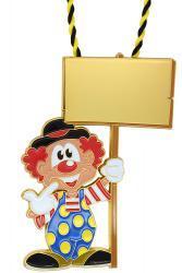 Karnevalsorden - Clown Lou