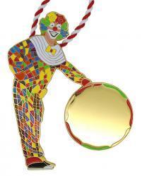 Karnevalsorden - Clown Patty