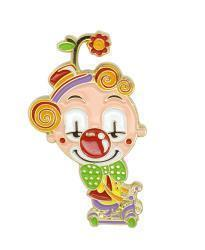 "Karnevalspin Clown ""Charlie"""