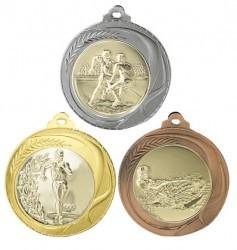 """Medaille """"Thermos"""" Ø 70mm mit Wunschemblem und Band"""
