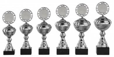 Pokale 6er Serie S145 silber