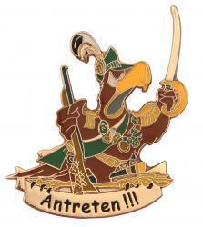 """""""Antreten"""" - Adler"""