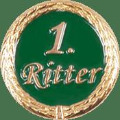 Anstecknadel 1. Ritter