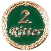 Anstecknadel 2. Ritter