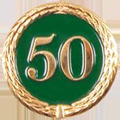 Anstecknadel 50 Jahre