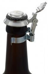 Flaschen-Reliefdeckel