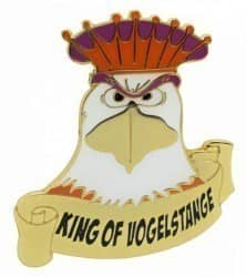 """King of Vogelstange"" - Adler"