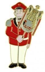 """Musiker """"Larry Lyra"""" Lyraspieler"""