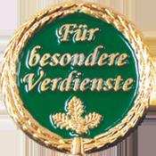 """Anstecknadel """"Für besondere Verdienste"""""""