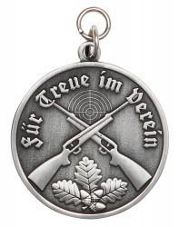 Medaille - Für Treue im Verein
