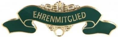 """Ordenanhänger """"Ehrenmitglied"""""""