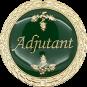 Auflage Adjutant grün